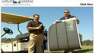 Peel and Stick Solar Panels - WJXT Channel 4 News Jacksonville, Florida
