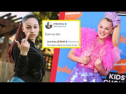 jojo siwa vs danielle bregoli the fight you never knew you needed thumbnail
