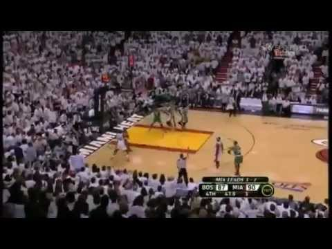 All LeBron James Buzzer Beaters & Clutch plays of his career (2003-2012) Highlights