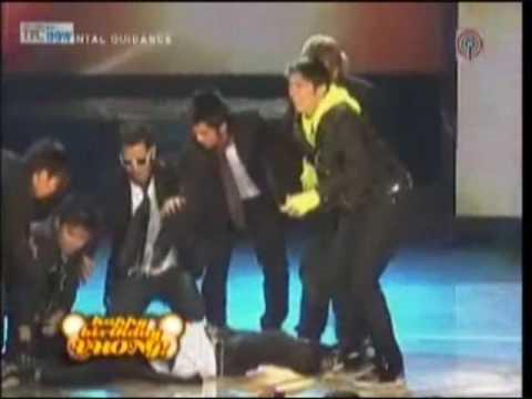 Vhong Navarro W  Streetboys (asap09 - Evolution Of Dance) video
