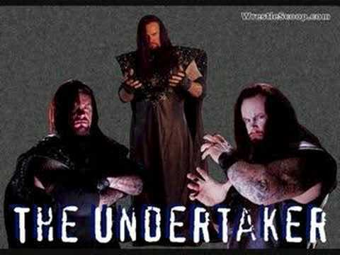 undertaker old wwf theme tune RARE