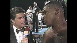 Mike Tyson vs. Henry Tillman (1990-06-16)