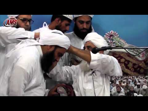 Molana Abdul Hafeez Makki Gives Khilafat To Molana Ilyas Ghuman video