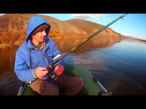 Рыбалка на сетку с кормушкой