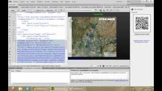 Insertar Mapas De Google Maps En Nuestra Aplicación Para Dispositivos Móviles Y En HTML En General
