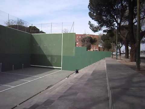 FRONTON DE SAN FERMIN MADRID