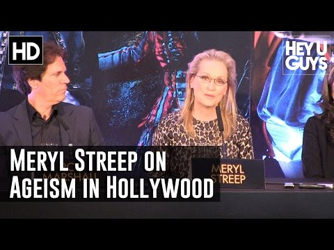 Meryl Streep Responds to Russell Crowe's 'Women in Hollywood' Ageism Comments