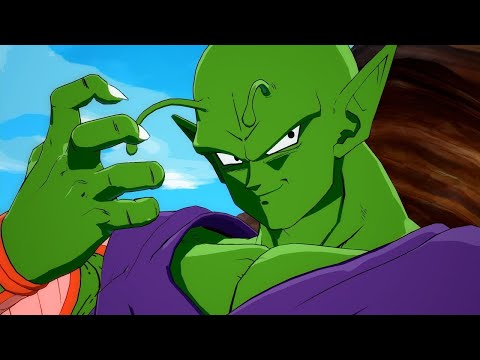 Dragon Ball FighterZ: Piccolo and Krillin Gameplay - TGS 2017