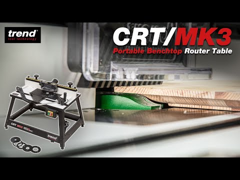 Trend CRT/MK3 CraftPro Router Table