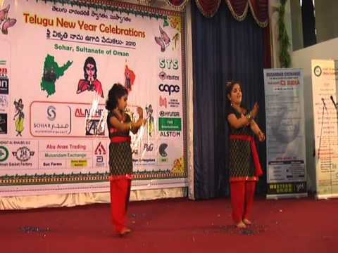 Sri Sailusha & Siri Vennala Performance...