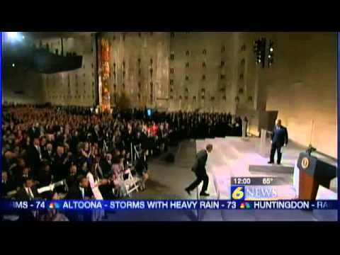 Obama, 9/11 victim relatives, survivors due at museum ceremony