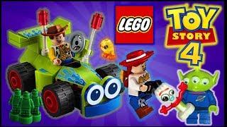 NOTICIAS: TODOS los SETS de LEGO TOY STORY 4 - VERANO 2019