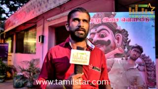 Kalai Chandran At Chappani Movie Audio Launch