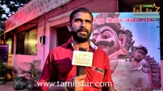 Kalai Chandran At Chappani Movie Audio Launch