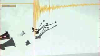 ハイスピードカメラ+データロガー 「クラッカー発射」
