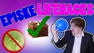 GENIALE LIFE HACKS!