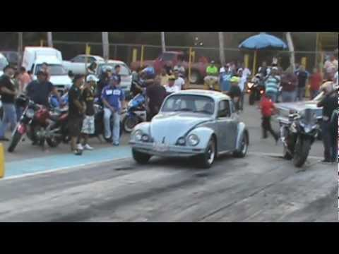 The Valley Dragway | Prueba de Antesala [27/05/12]