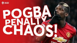Pogba Penalty Chaos! FULL TIME REVIEW Manchester United 2-1 Everton