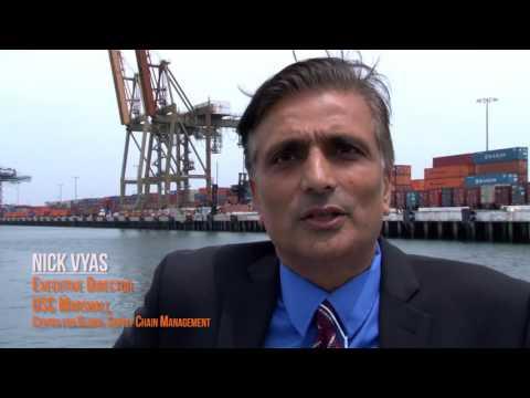 Port Solutions   Port of LA Long Beach 6 min