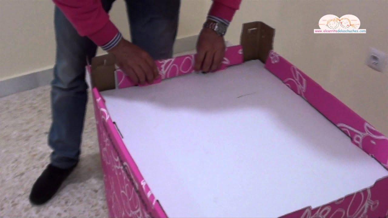Montaje carrito de las chucherias candy sale cart s l for Como fabricar un bar de madera