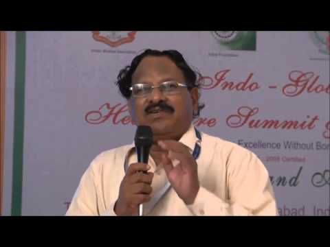 Dr. Pulla Rao is the Dean, IMA, CGP, New Delhi. He is also the President IMA, Hyderabad. He speaks about the relevance of the Summit and Expo with the Health...