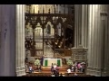 August 19, 2018: Sunday Worship Service at Washington National Cathedral