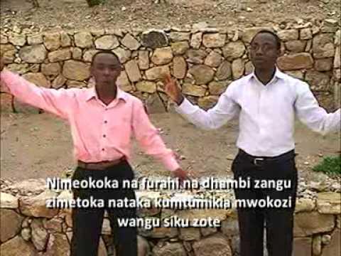 Ameniweka Huru Kweli by Frere Manu