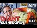 16 POUND SUSHI DONUT || News Bites
