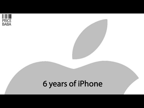 6 Years of iPhone Under 6 Minutes