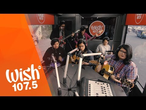 "Ben&Ben perform ""Ride Home"" LIVE on Wish 107.5 Bus"