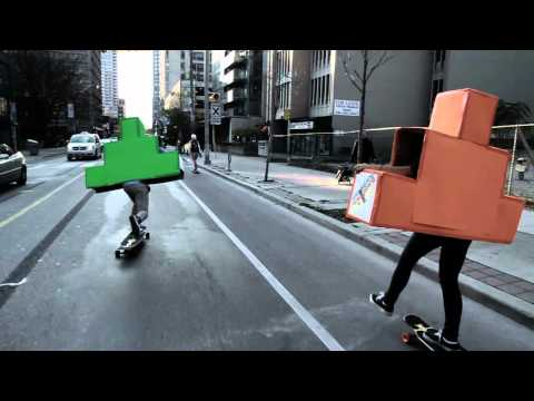 The 2011 Toronto Spooky Shred