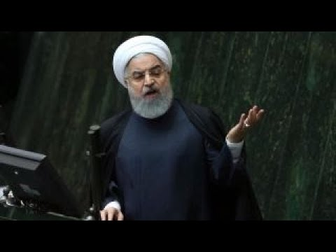 Iranian president says people are free to protest
