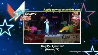 VSTAR Kids Season 2 Contestant #106 - Thuy Vy