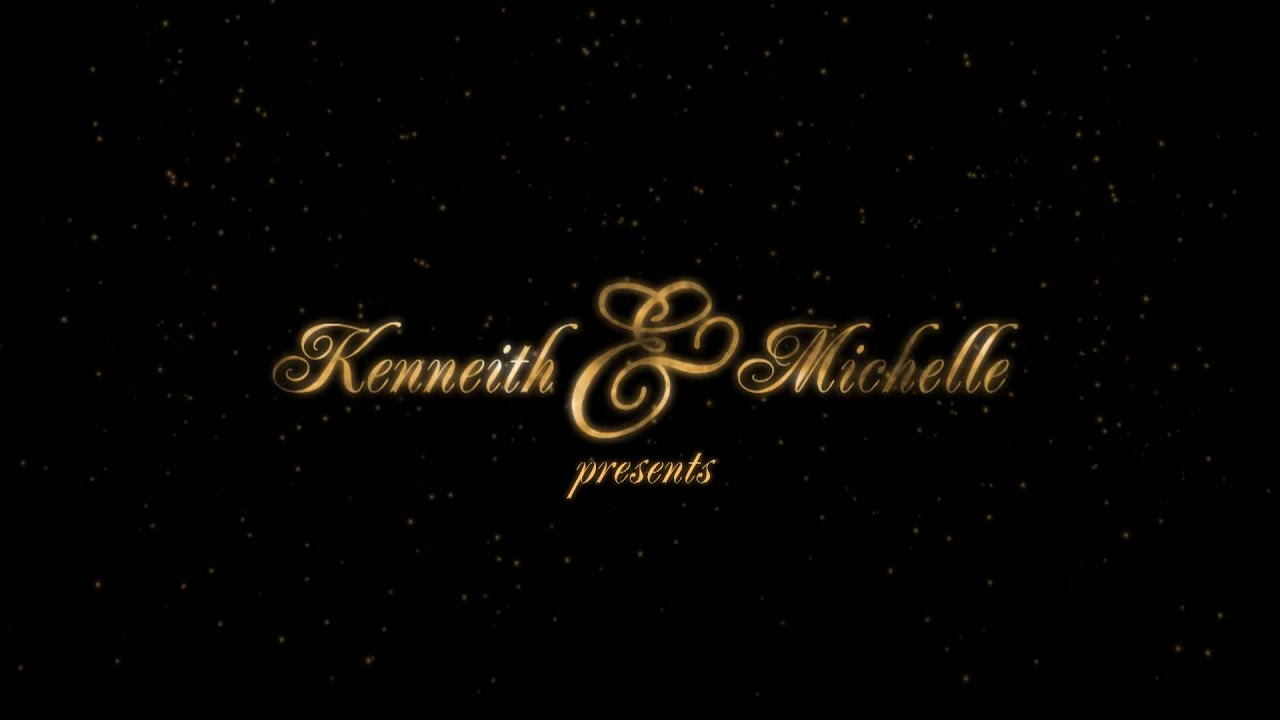 Wedding Slideshow Introduction Using After Effects Cs3