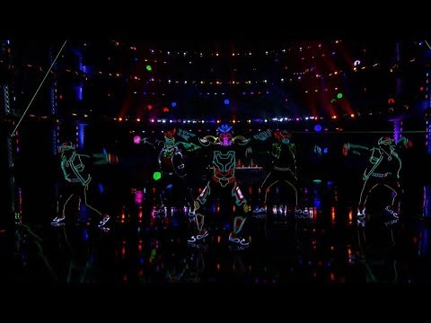 America's Got Talent 2017 Light Balance Finals Full Clip S12E23
