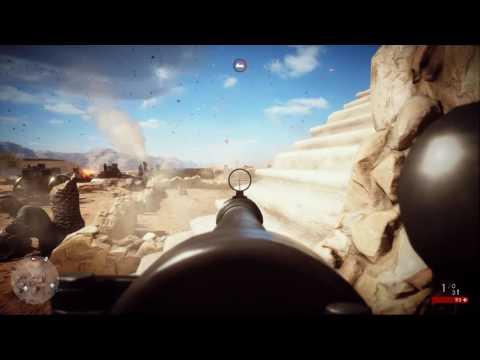 《戰地風雲1》 單人劇情 「事在人為『沙漠之聲』」1080p 60ᶠᵖˢᴴᴰ