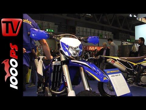 Sherco 450 SEF-R 2015   Technische Daten, Infos
