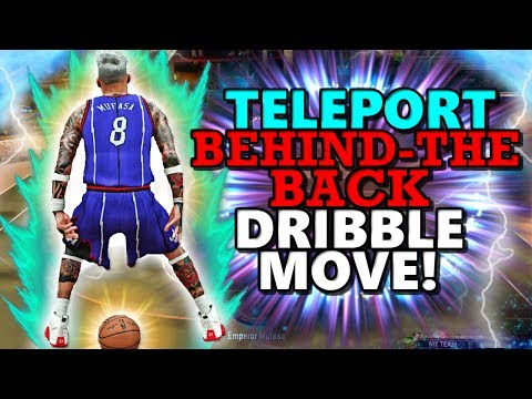 NBA 2K17 CHEESE TELEPORT BEHIND THE BACK DRIBBLE MOVE! (DRIBBLE GOD TUTORIAL! AFTER PATCH 12!)