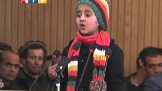درد دل یک کودک با نیروهای امنیتی