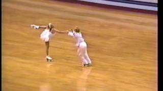 Greg Goody Jodi Viola 1990 World Class Dance Finals