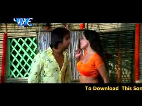 Saree Pahire Ke - Very Hot Bhojpuri Video -by Anand video
