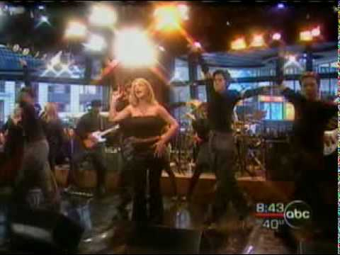 ...Baby One More Time (GMA 2000)