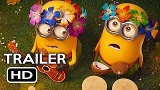 Download Despicable Me 3 Official Trailer #3 (2017) Steve Carell Animated Movie HD 3Gp Mp4