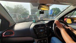 Installing Dash Cam Inside Tata Tiago | Dash Cam Installtion Guide | Dash Cam For Your Car