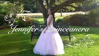 Jennifer Sandino - Quinceañera Highlights LONDON
