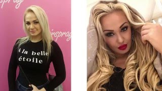New Russian Hair Extensions Video at Hairspray Ireland