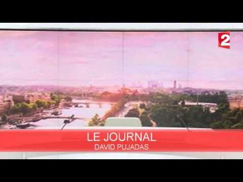 Habillage Journal France 2 / BBC News