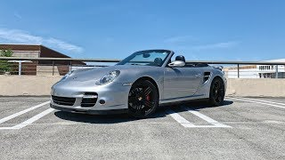 2009 Porsche 911 Turbo Cabriolet For Sale | Jim Coleman Cadillac