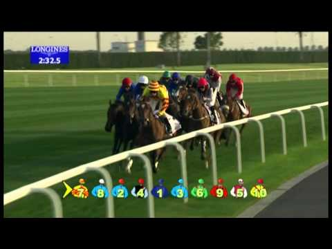30.03.2013 Meydan (Dubai-UAE) 3.Race Dubai Gold Cup 2013 - Group III 3.200 m