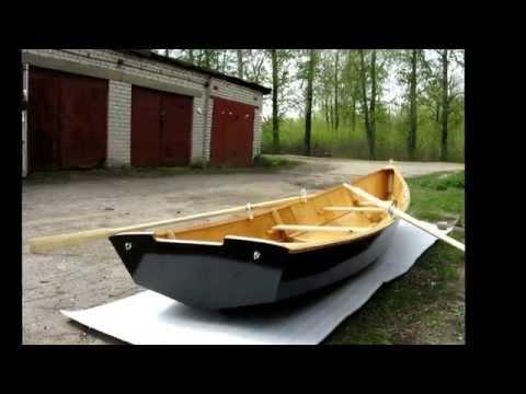 делаю сам лодку из фанеры своими руками